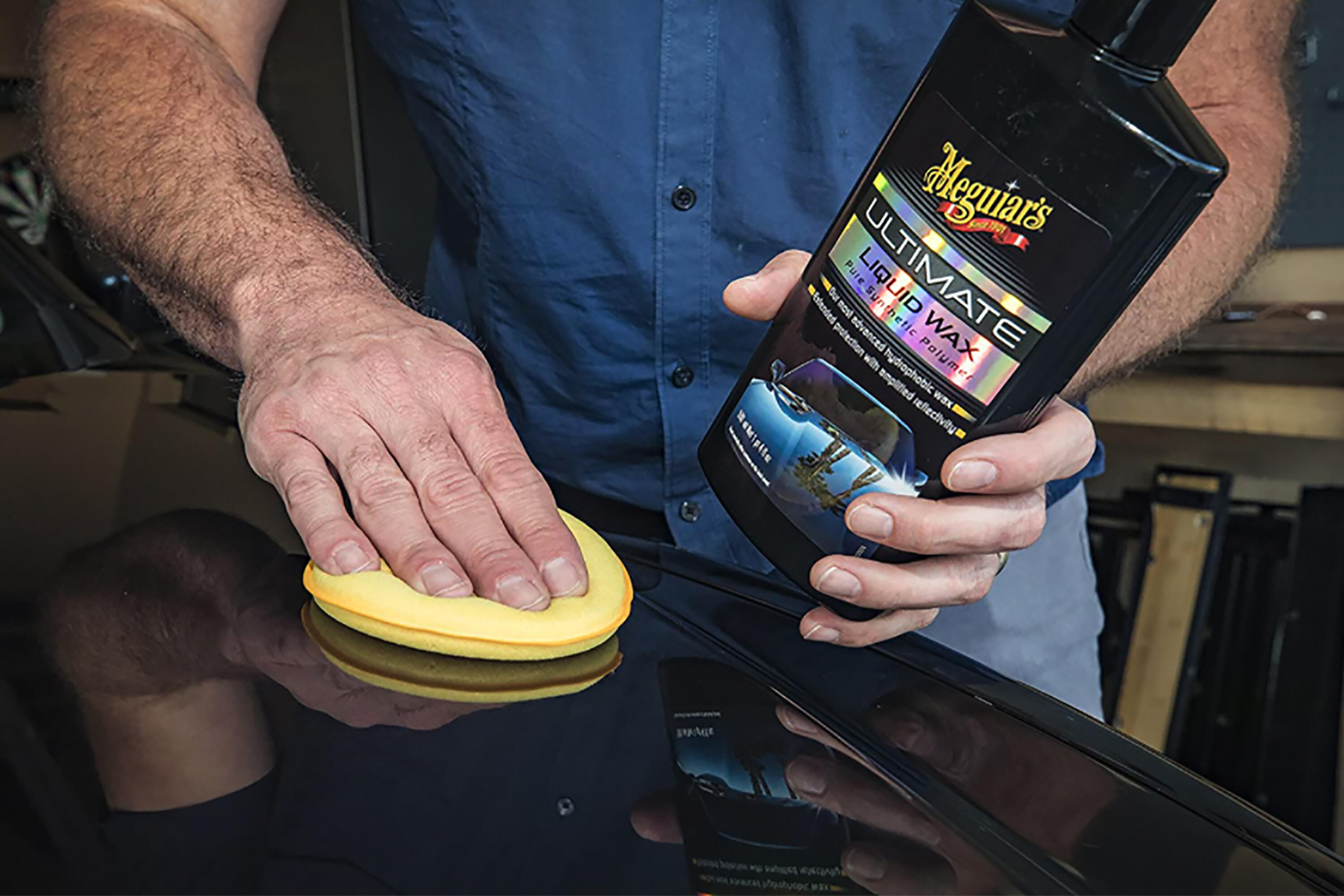 meguiars-liquid-wax-in-action