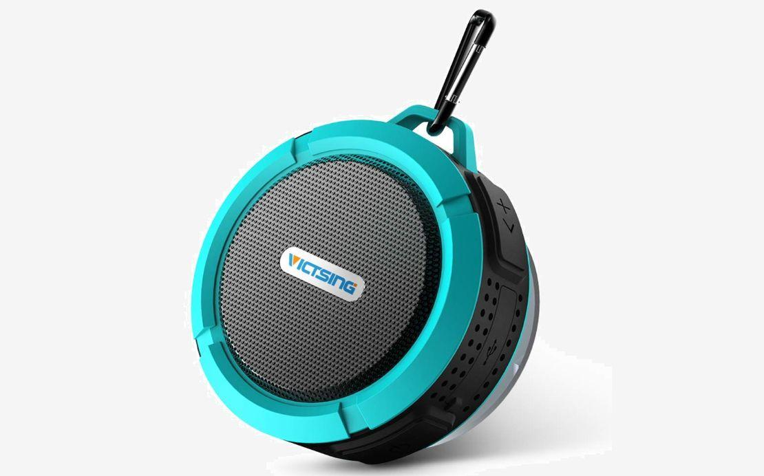 This water-resistant wireless speaker is just  (Update: Expired)