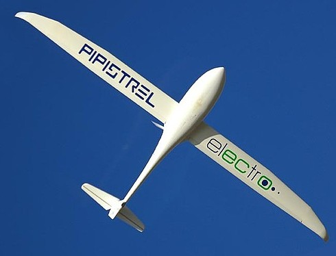 Electric glider could be greenest two-passenger personal aircraft on the market.
