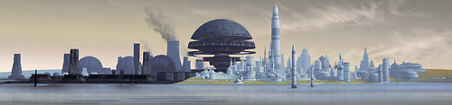 """Here's a sneak peek of some concept art from the new, upcoming animated series """"Star Wars Rebels."""""""