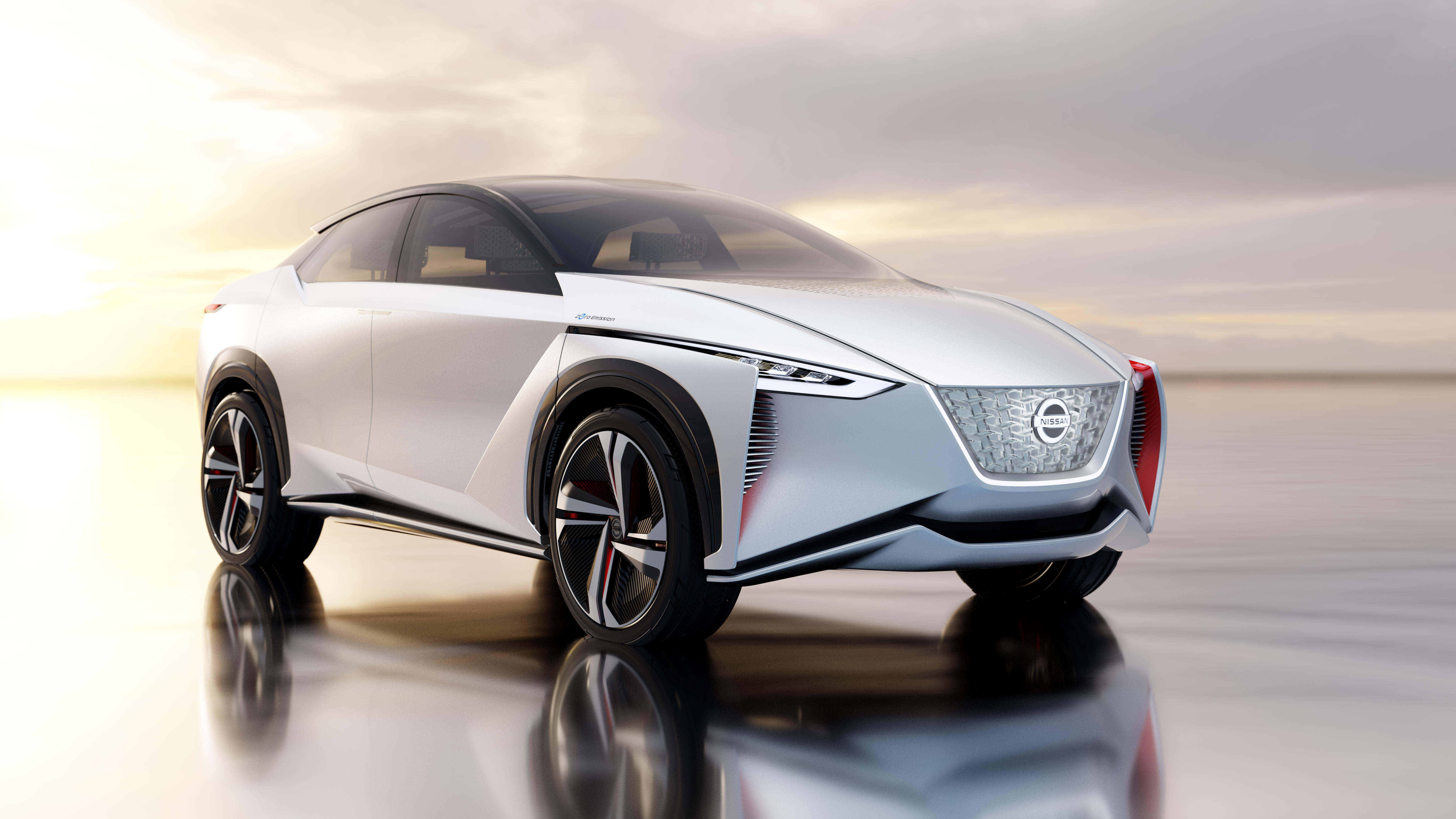 Nissan IMX Concept for the Tokyo Motor Show