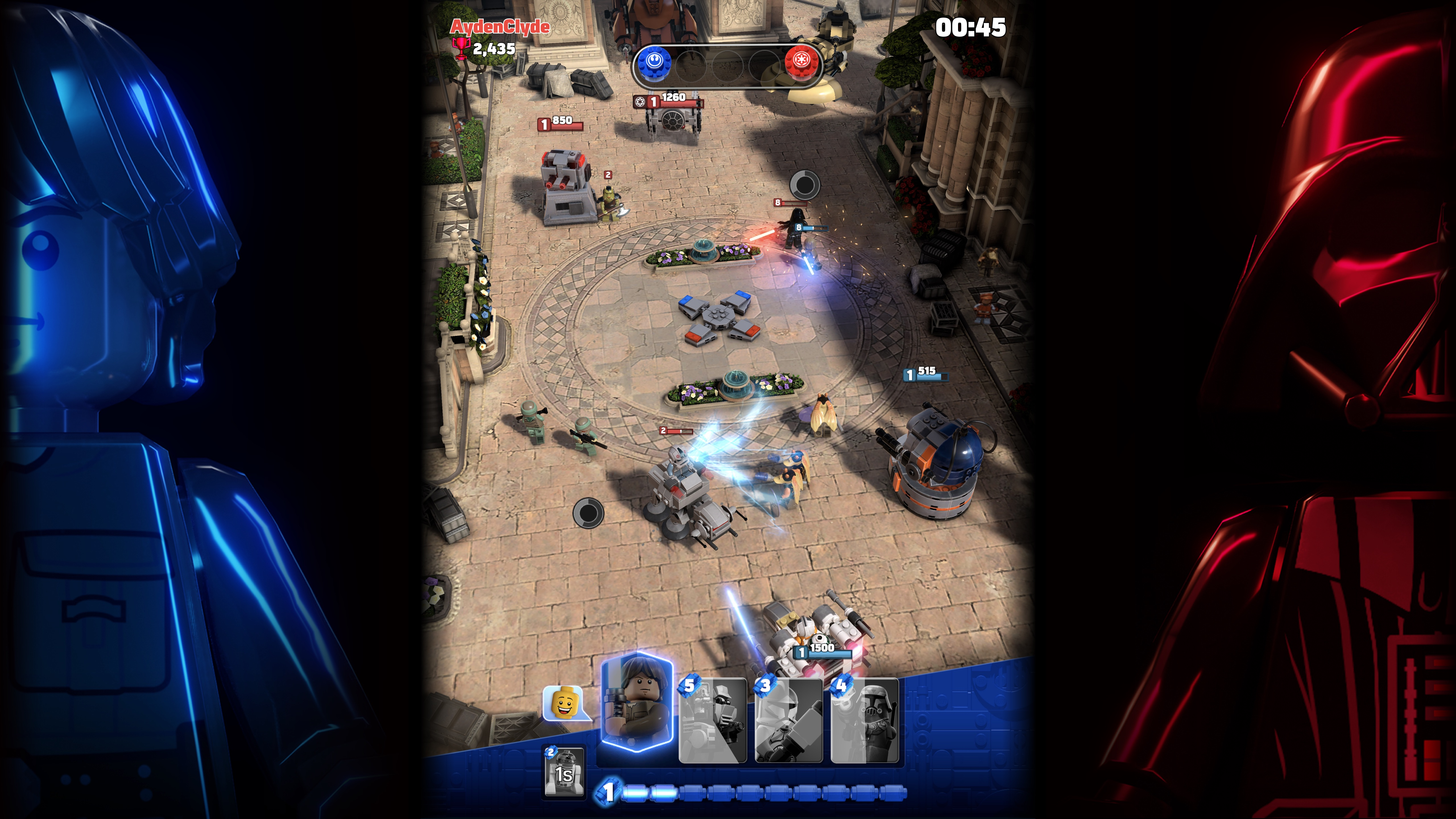 Lego Star Wars Battles coming soon exclusively to Apple Arcade - CNET