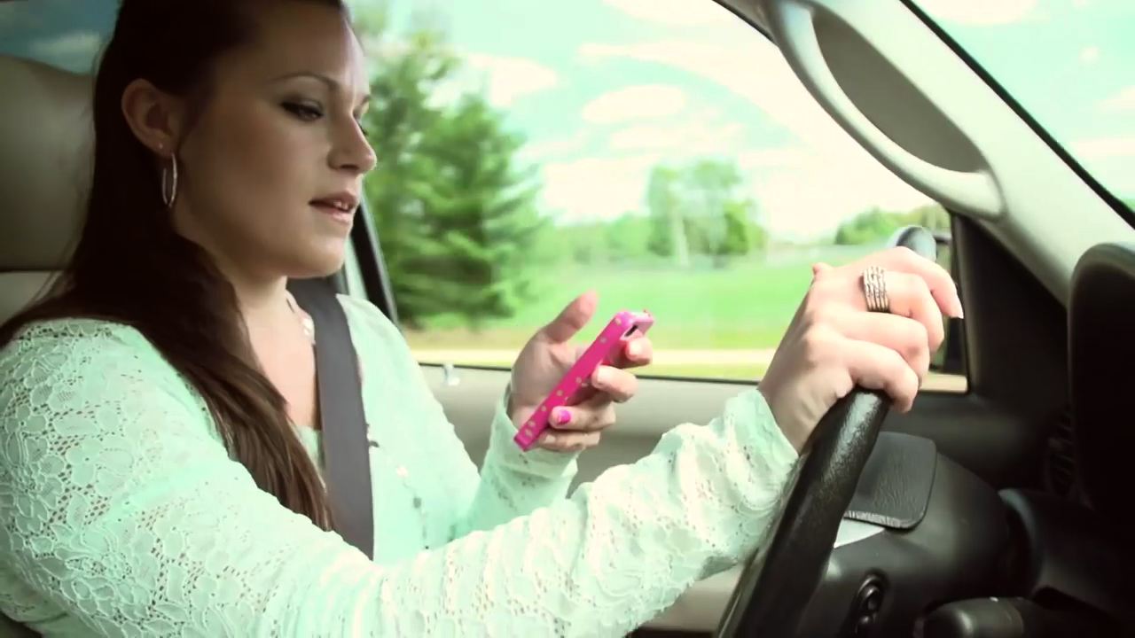 Video: Smarter Driver: New thinking on driver distraction