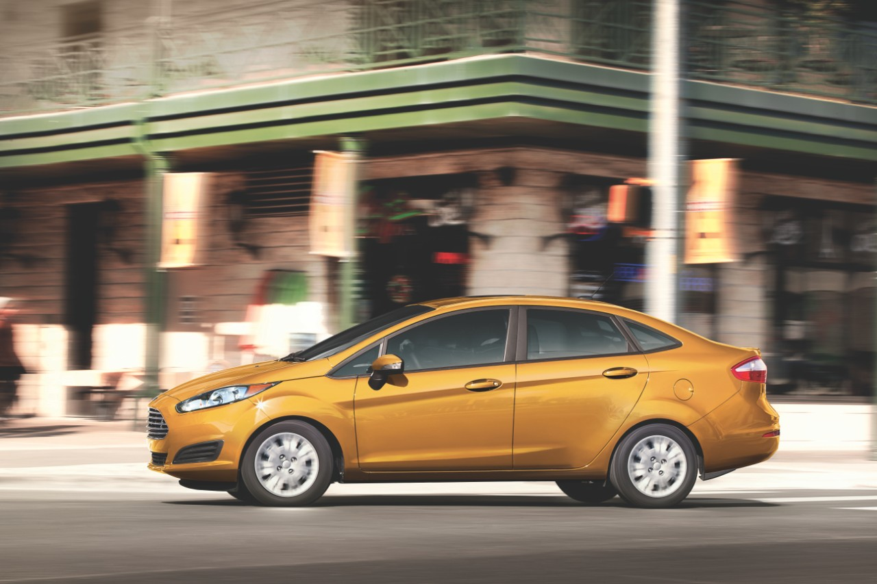 Least Reliable: Ford Fiesta