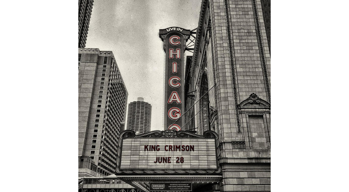 King Crimson, Live in Chicago