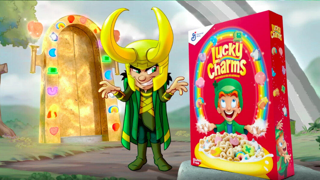 Loki Charms cereal: Marvel gets marshmallowy ahead of Disney Plus premiere – CNET
