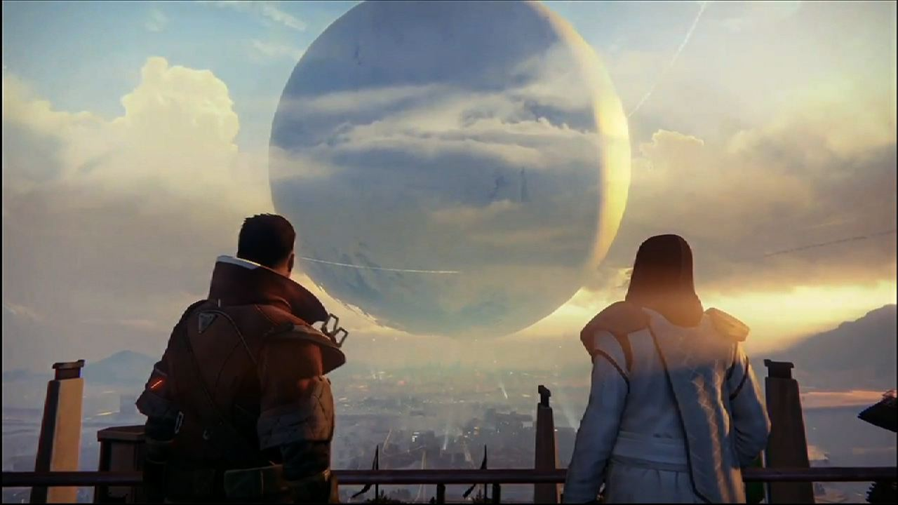 Destiny for the PS4