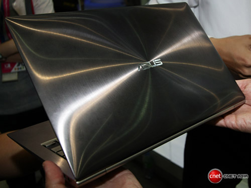 The Asus UX21.