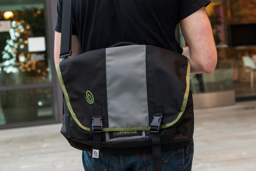 Timbuk2 Power Commute Messenger