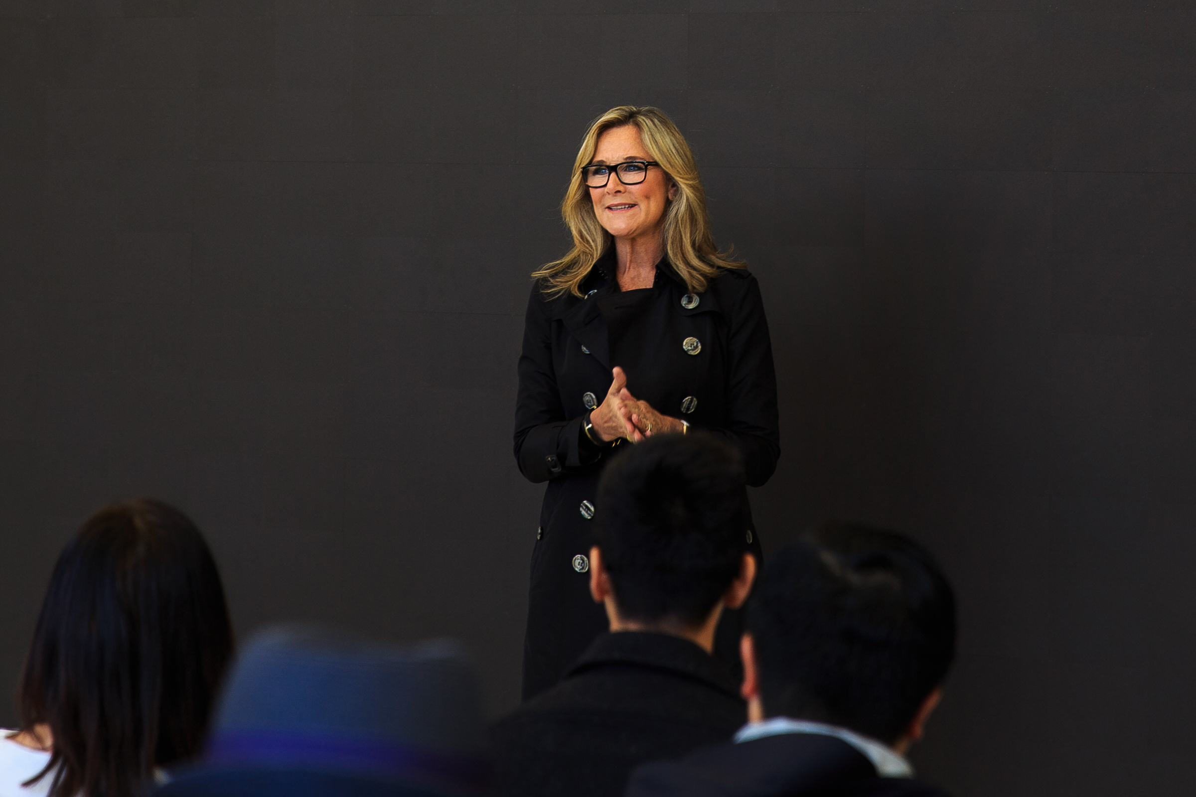 Angela Ahrendts, The Retailer
