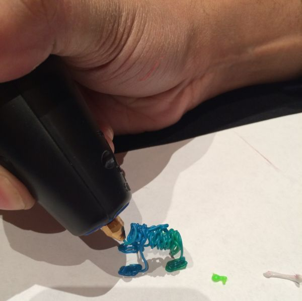 The 3Doodler is arguably the most 3D fun you can have for $99.