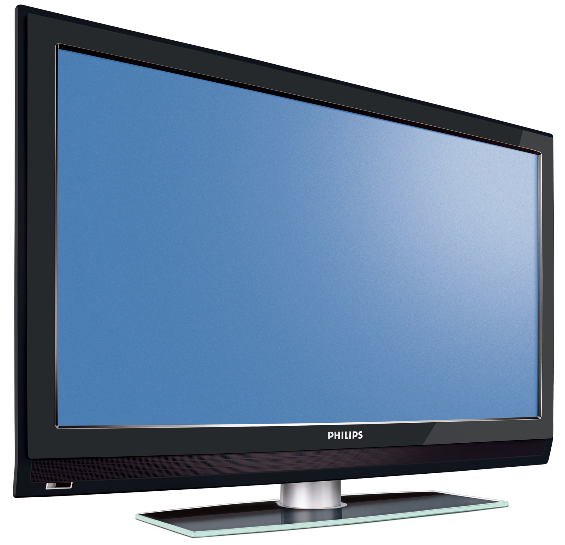 Philips' big plasma TV has a relatively small price tag.