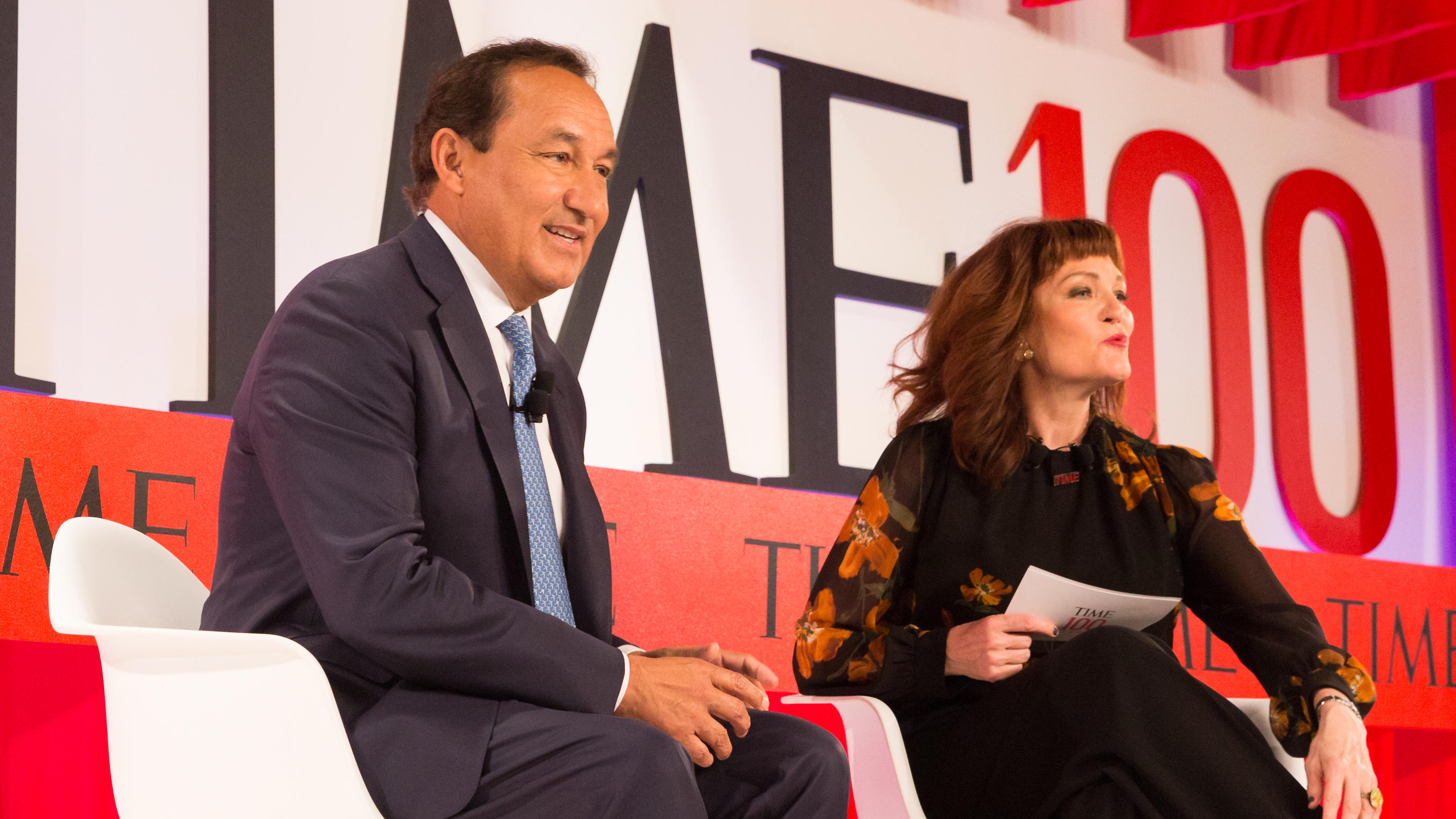 Time 100 summit NYC 2019