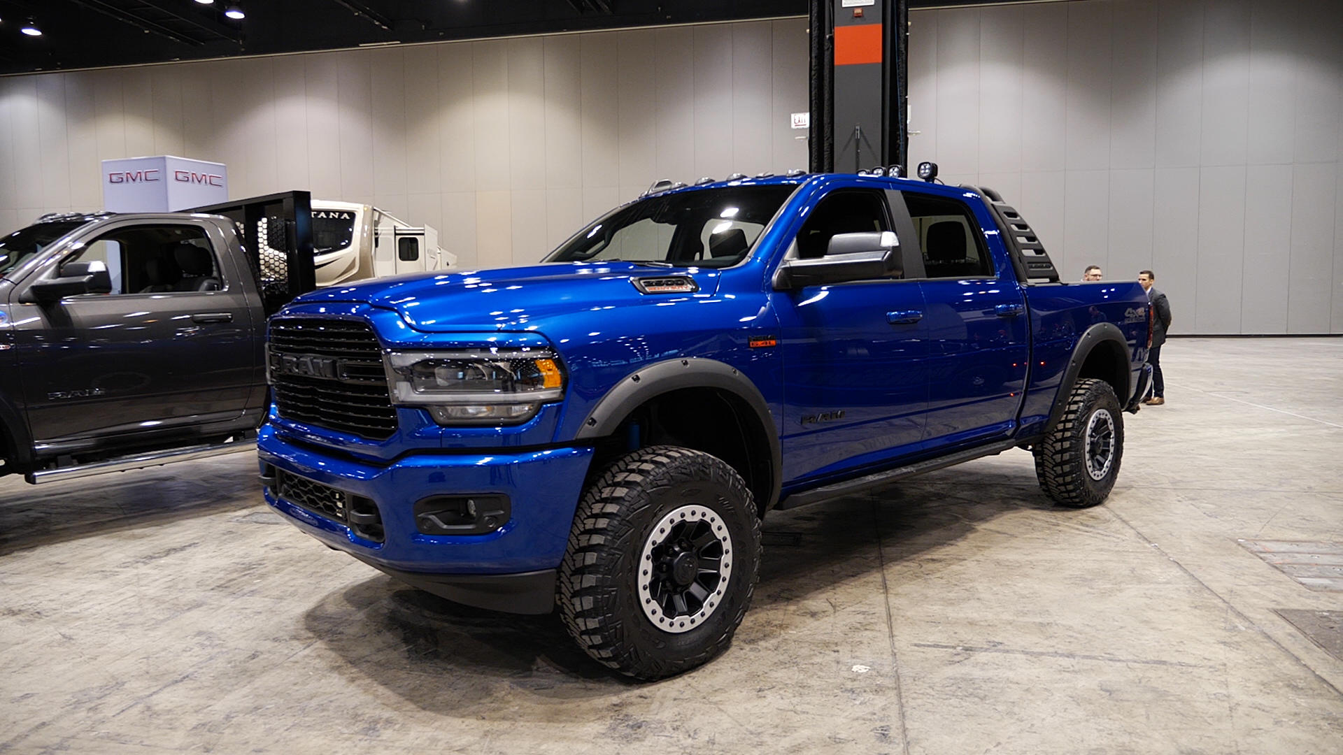 Video: The 2019 Ram 2500 HD gets 170 new aftermarket parts from Mopar