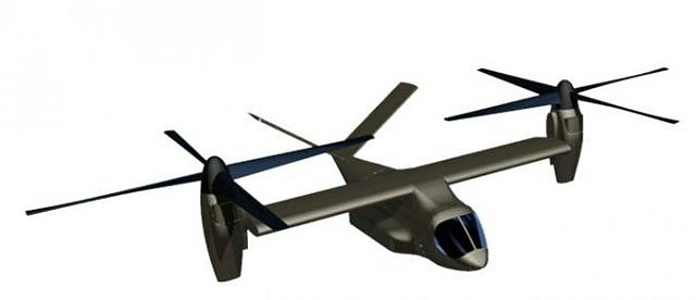 Joint Multi-Role Demonstrator aircraft concept