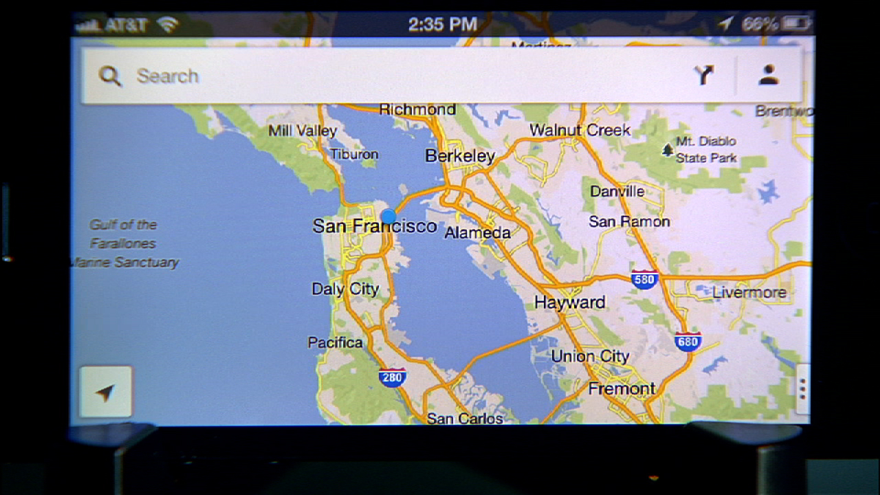 Video: Google Maps is back on the iPhone