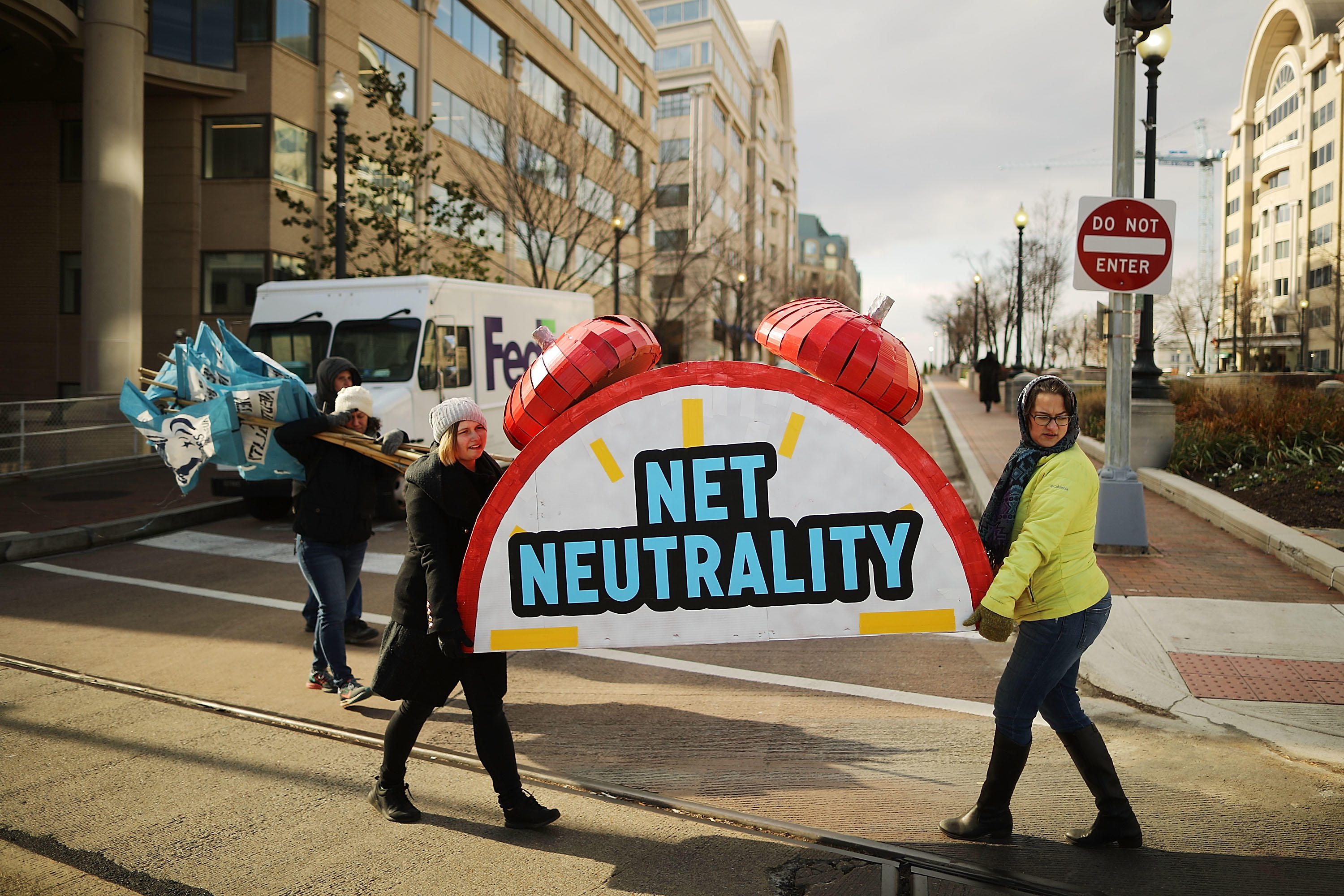 Net neutrality rules are no more