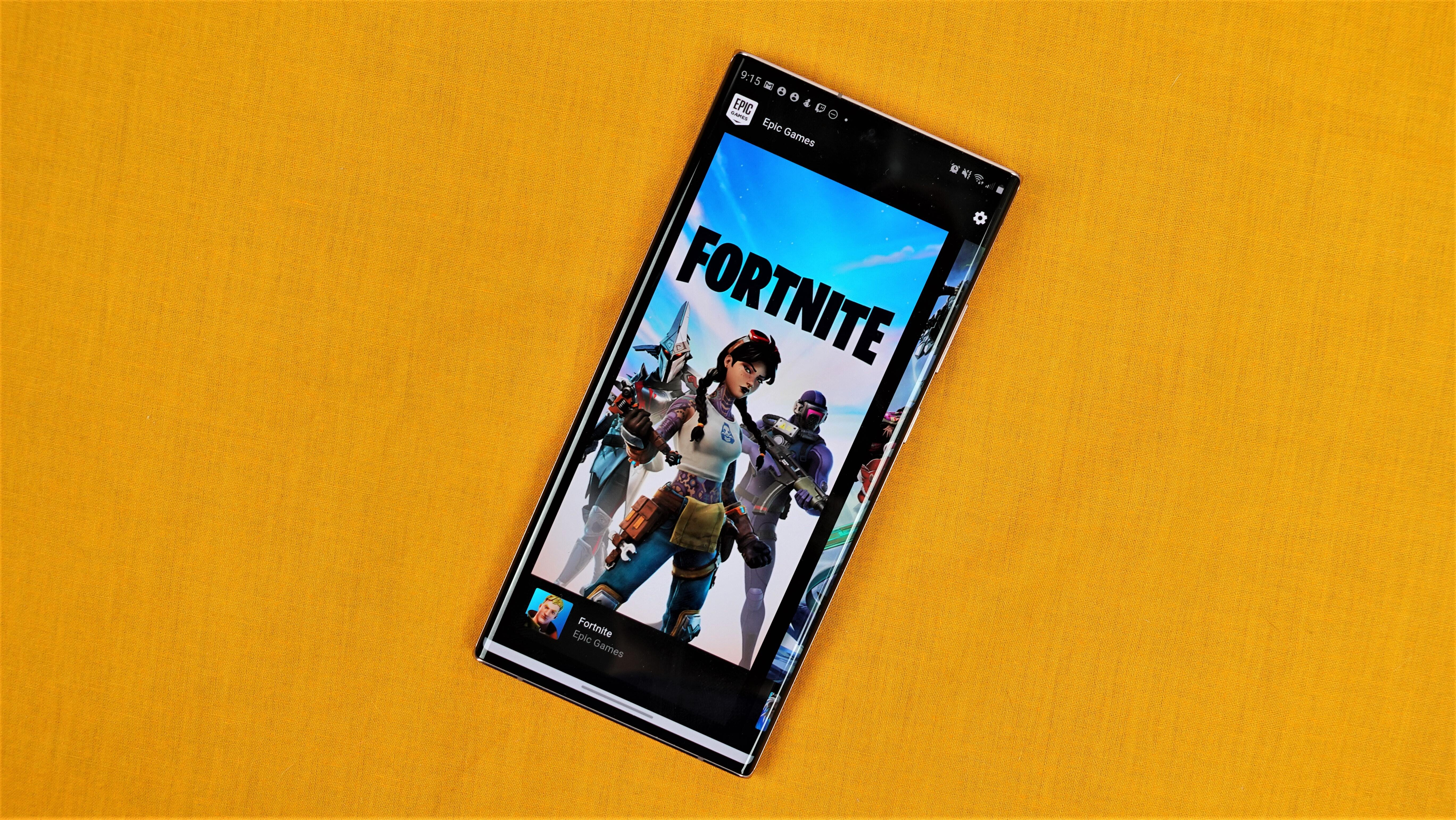Why Cant I Install Fortnite On My Note 8 How To Install Fortnite On Your Android Phone Cnet