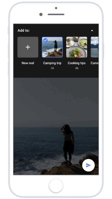 The new Reels function is the latest example of a tech company chasing the popular stories format.