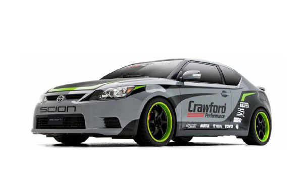 tC Time Attack by Crawford Performance