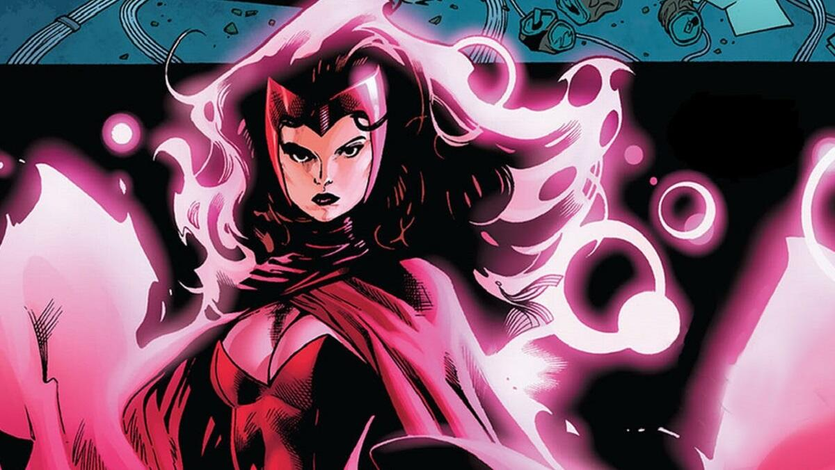 scarlet-witch-comics