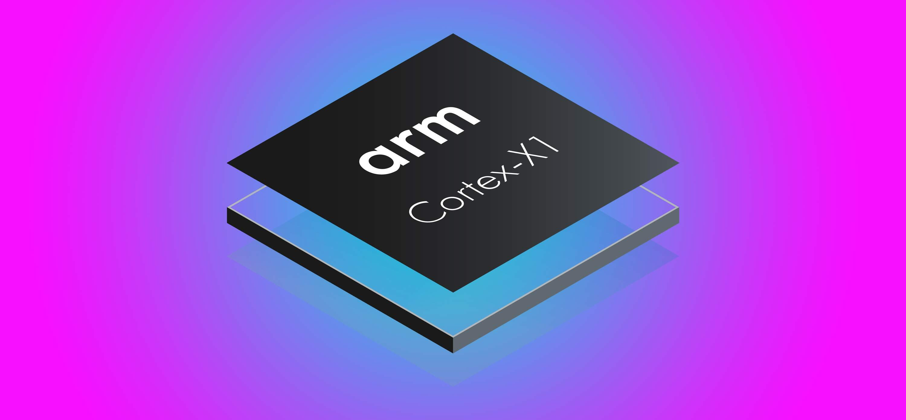 Arm Cortex-X1 chip design