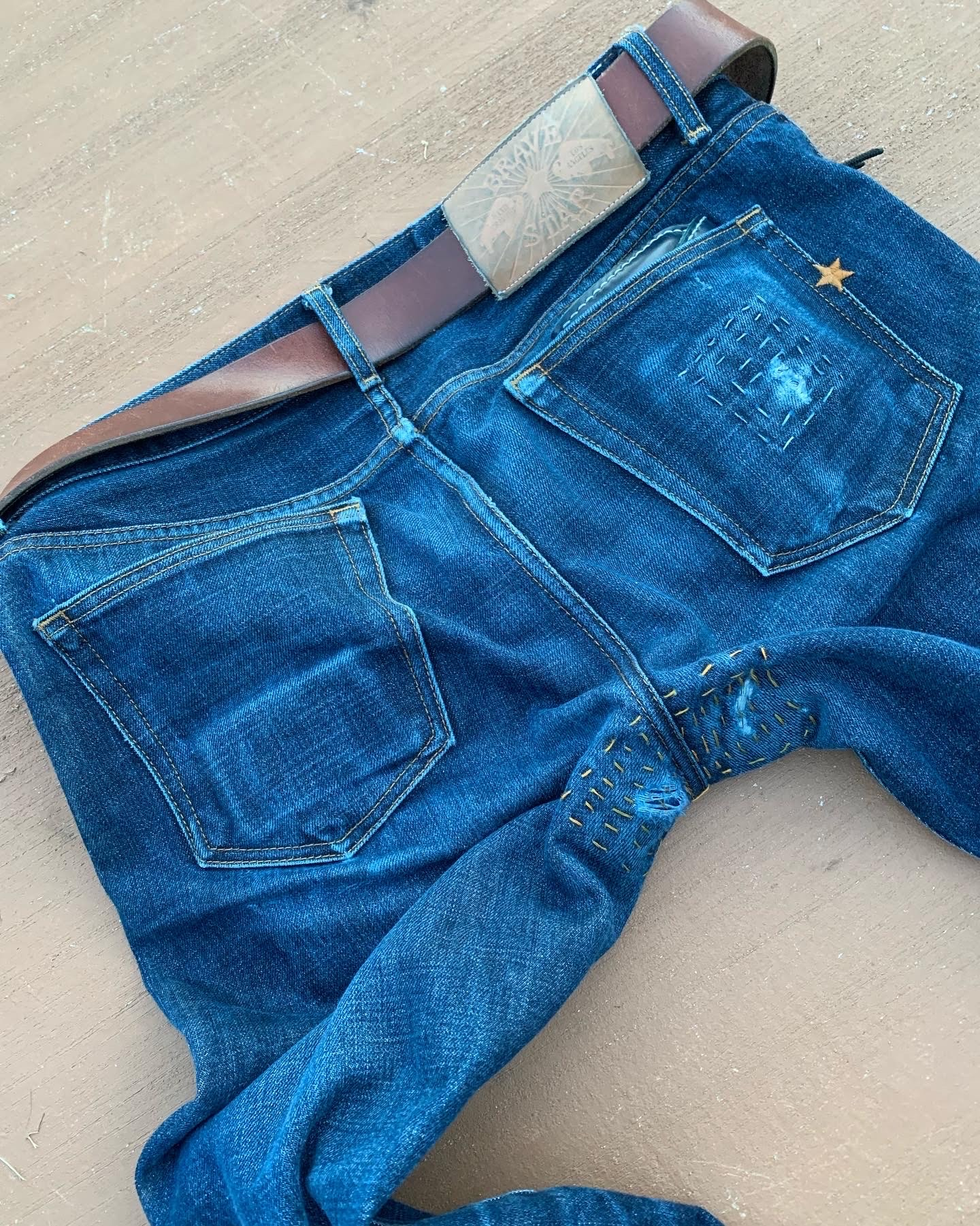 Suzy Marnell jeans