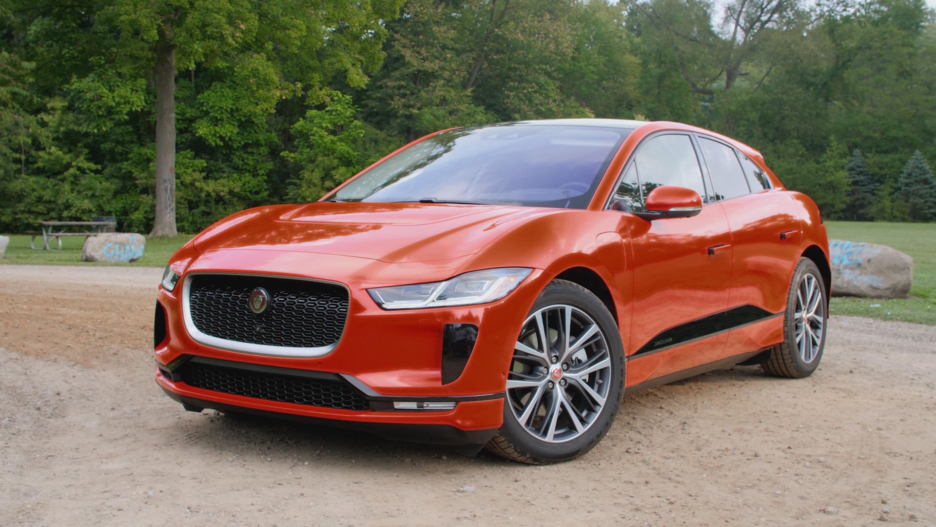 Video: Five things you need to know about the 2019 Jaguar I-Pace
