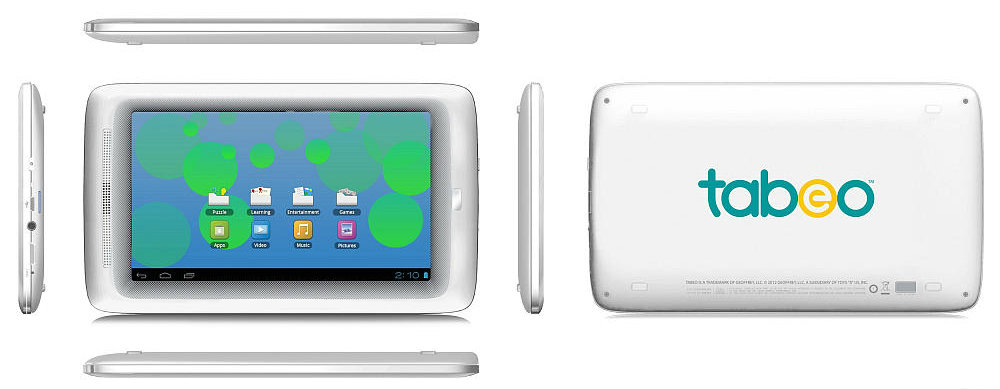 Toys R Us Tabeo tablet