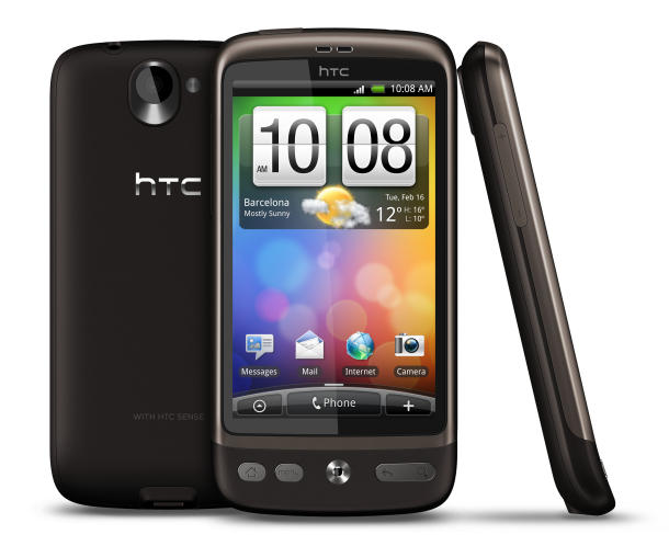 The HTC Desire will launch with U.S. Cellular later this summer, but is the Desire HD already in the works?