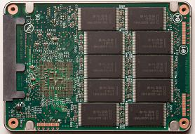 Inside an Intel solid-state drive