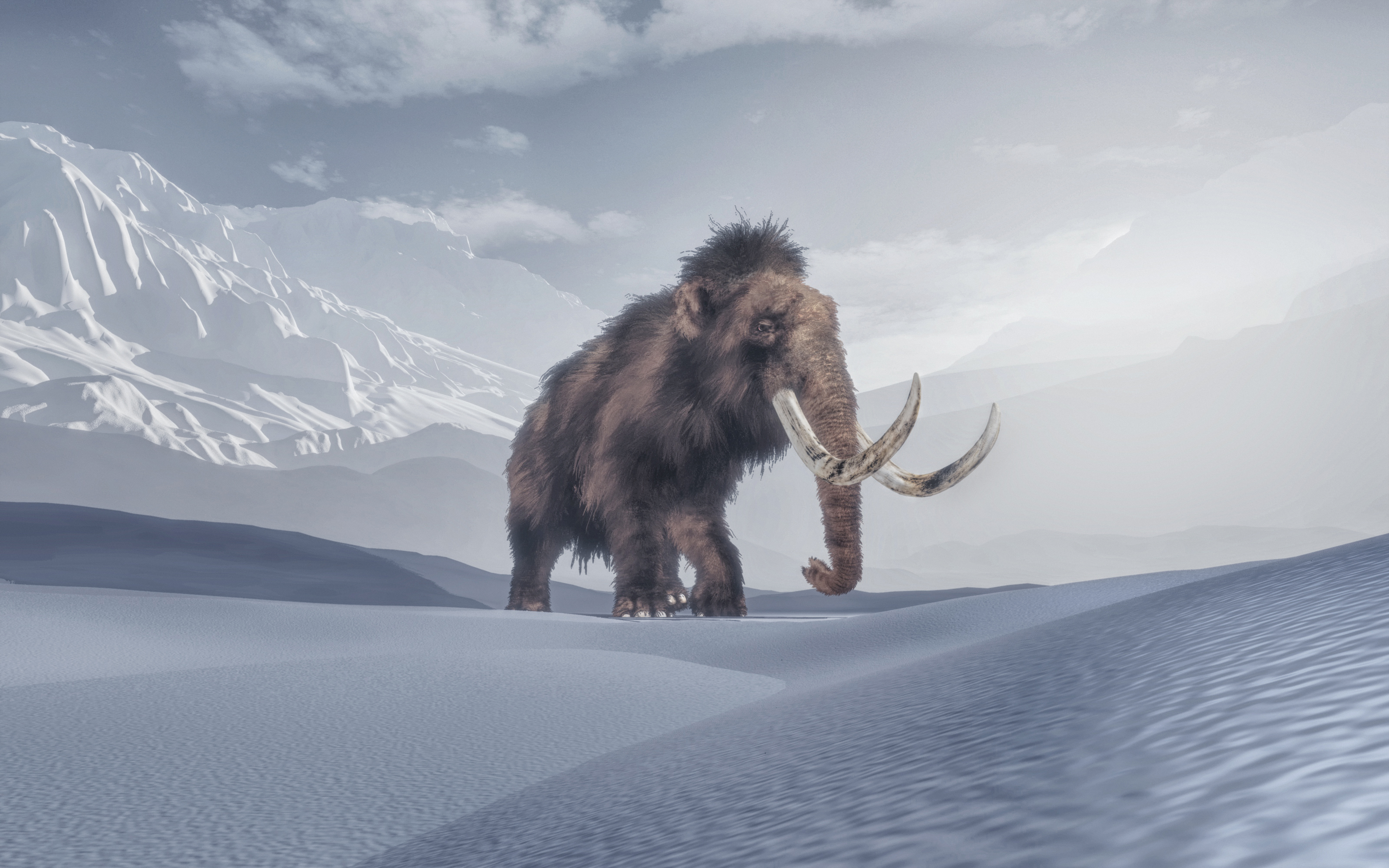 CRISPR startup wants to bring back the woolly mammoth