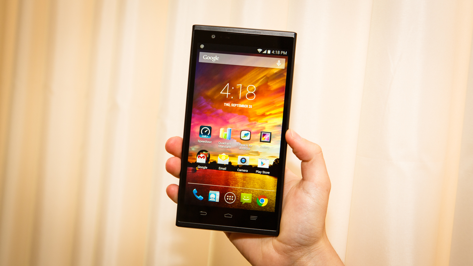 The ZTE ZMax for T-Mobile