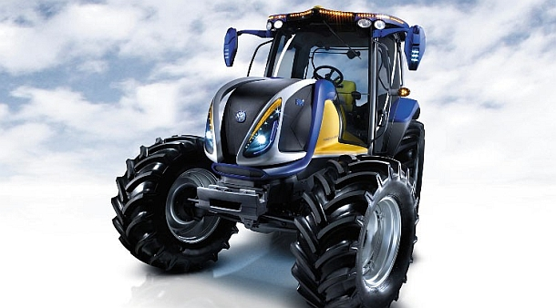 NHA NH2 hydrogen fuel-cell tractor
