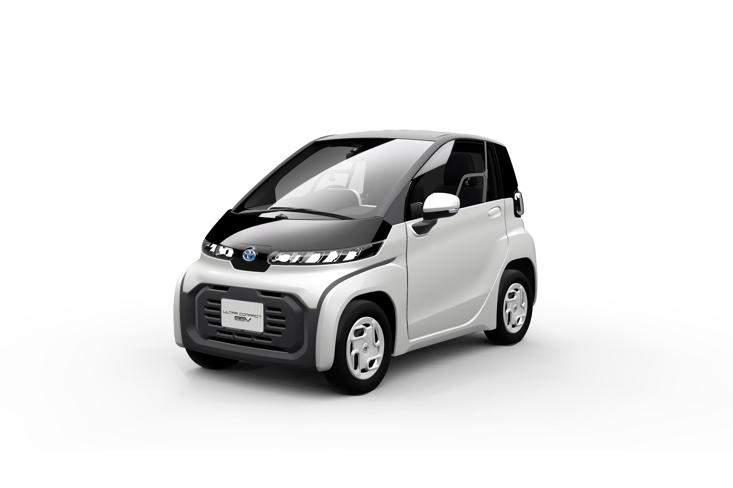 Toyota Ultra-Compact Battery-Electric city car