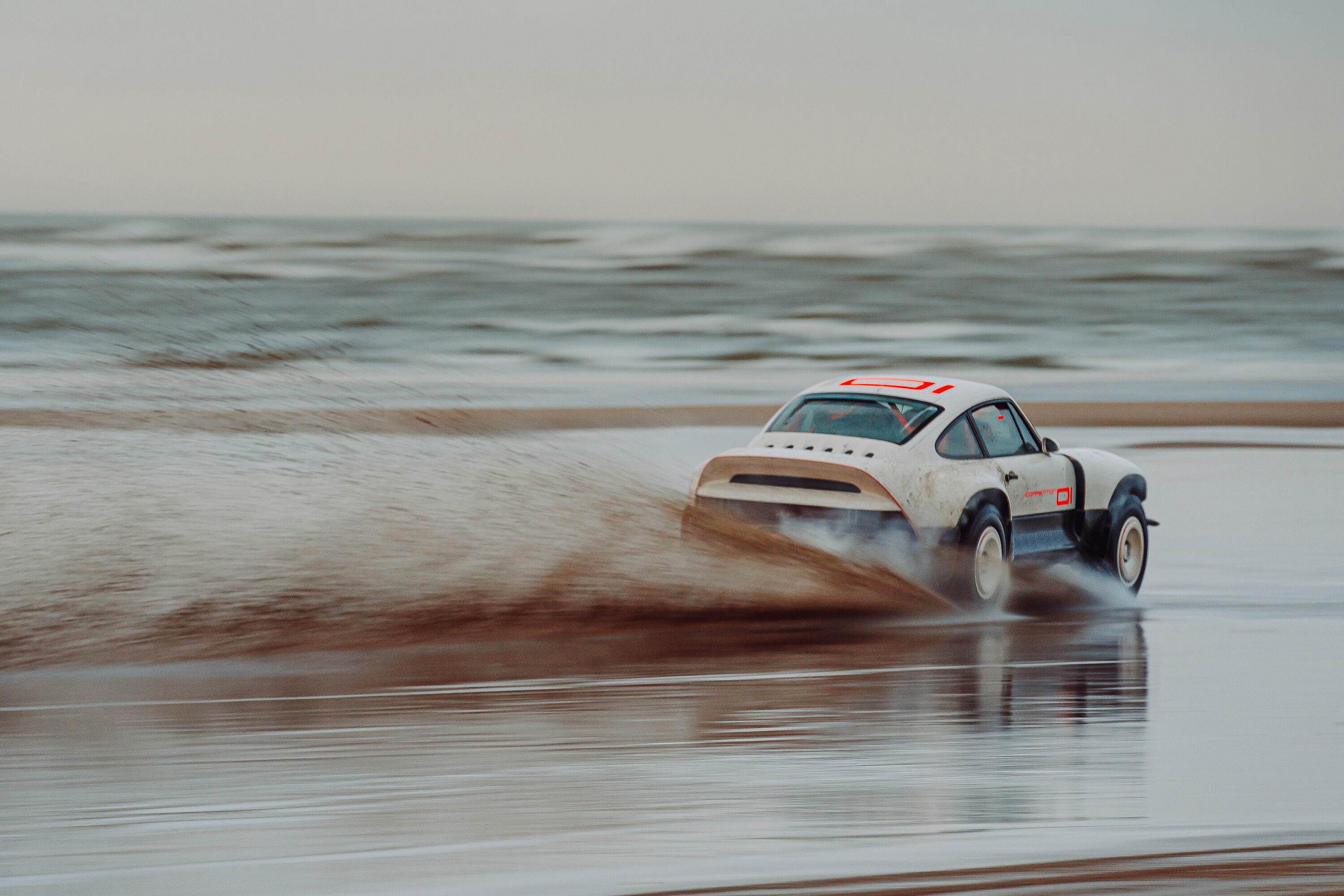 1990 Porsche 911 All-Terrain Competition Study reimagined by Singer