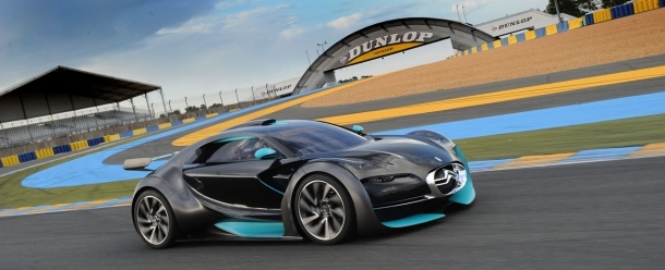 Yep, Citroen is actually planning to build this thing.
