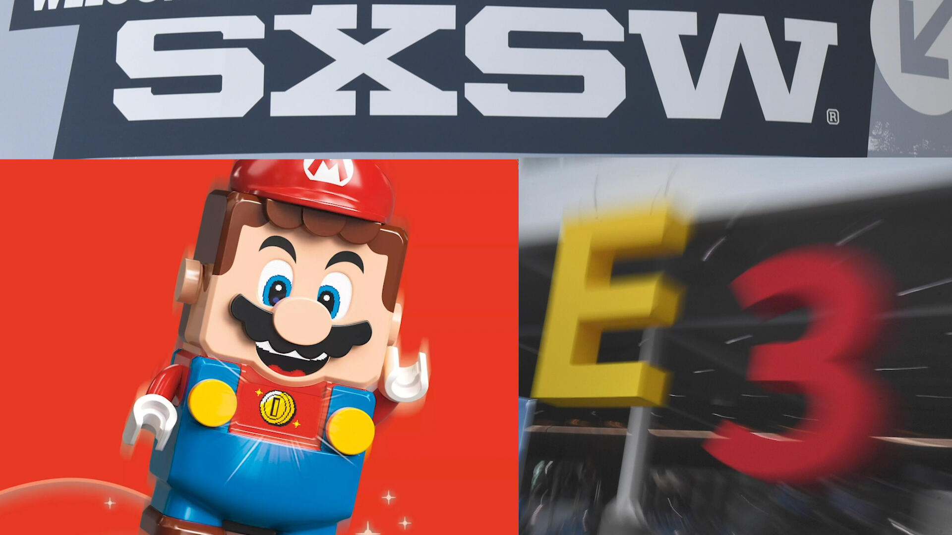 Video: SXSW, E3 canceled