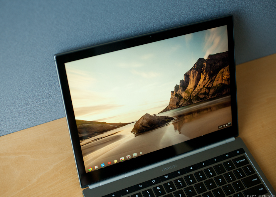 Google hopes the Pixel's power pushes Chrome OS forward.