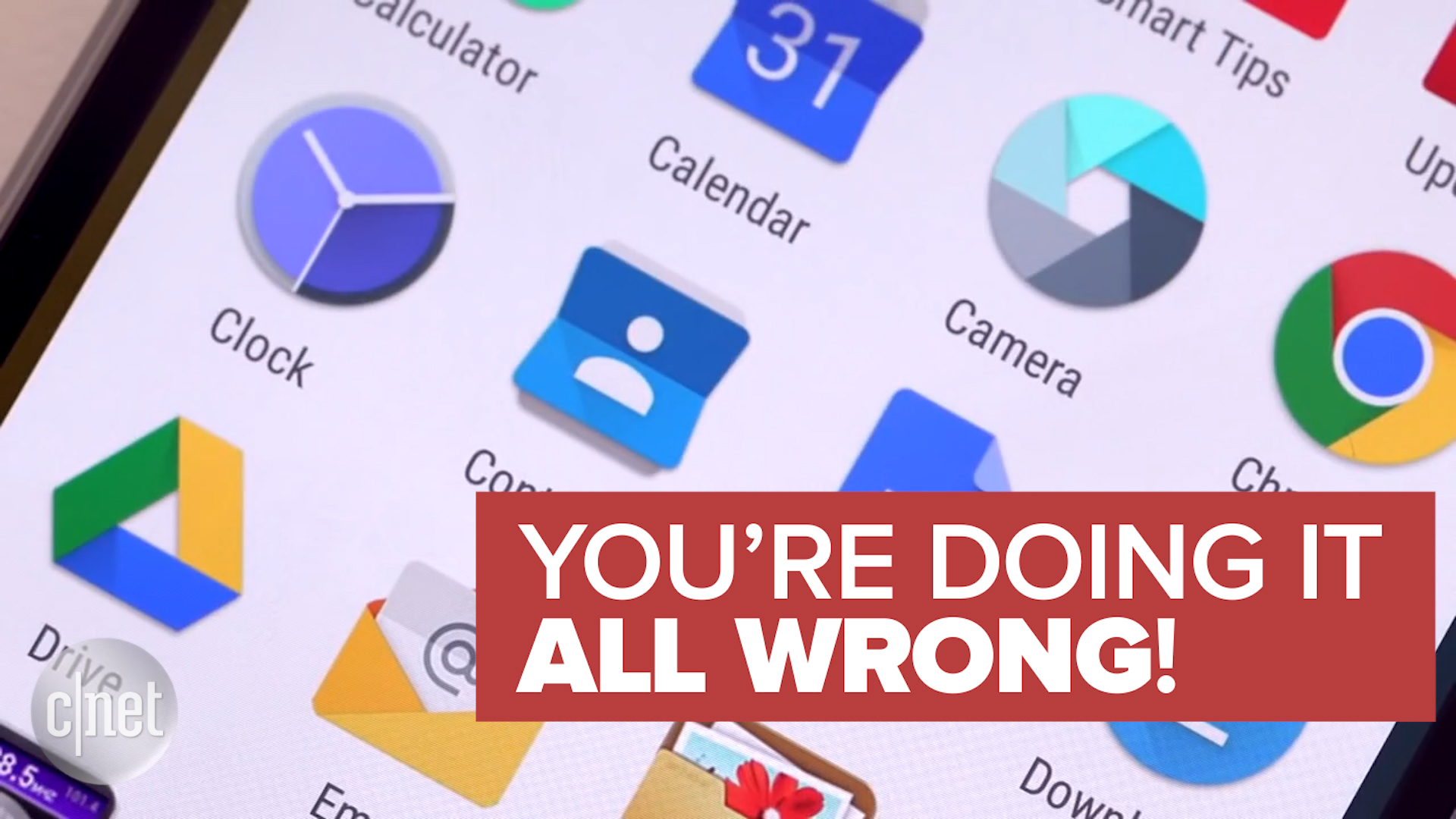 Video: It's time to make Android bloatware disappear