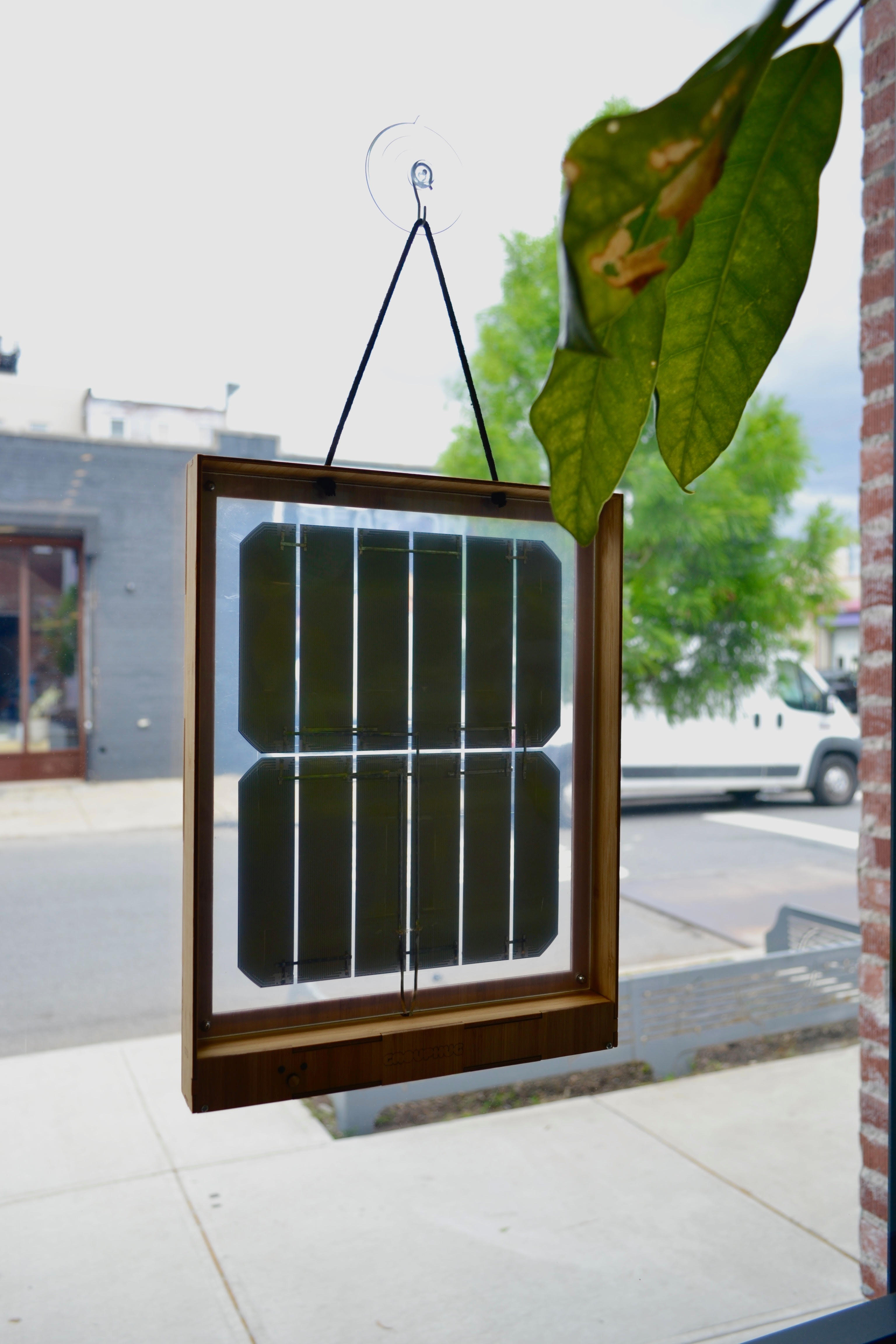 window-solar-charger