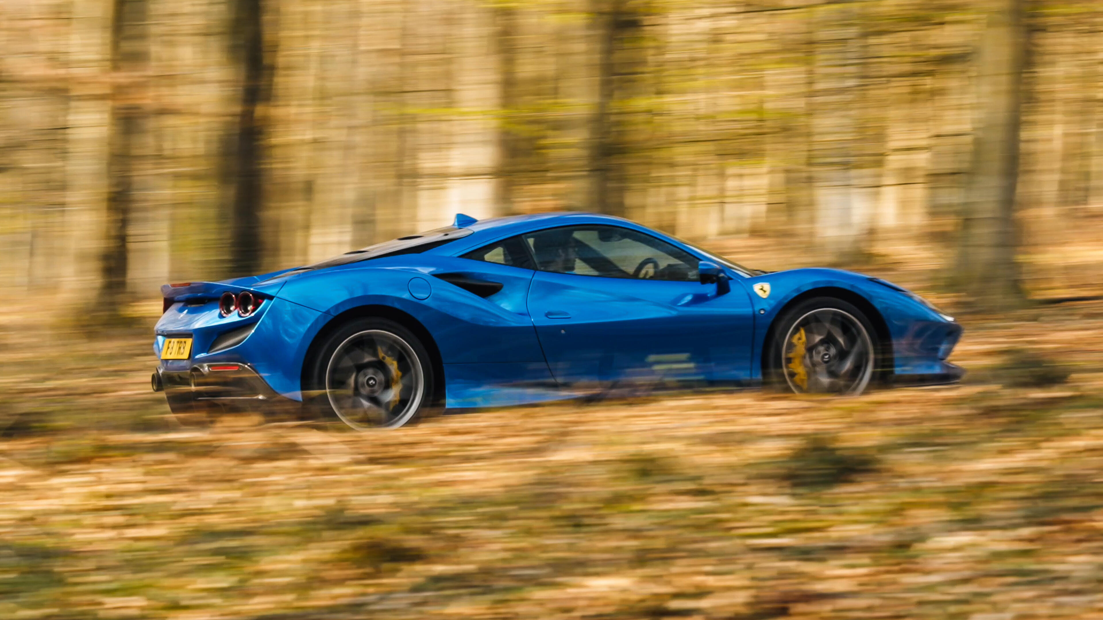 Video: Ferrari F8 Tributo: An homage to the paddle shift