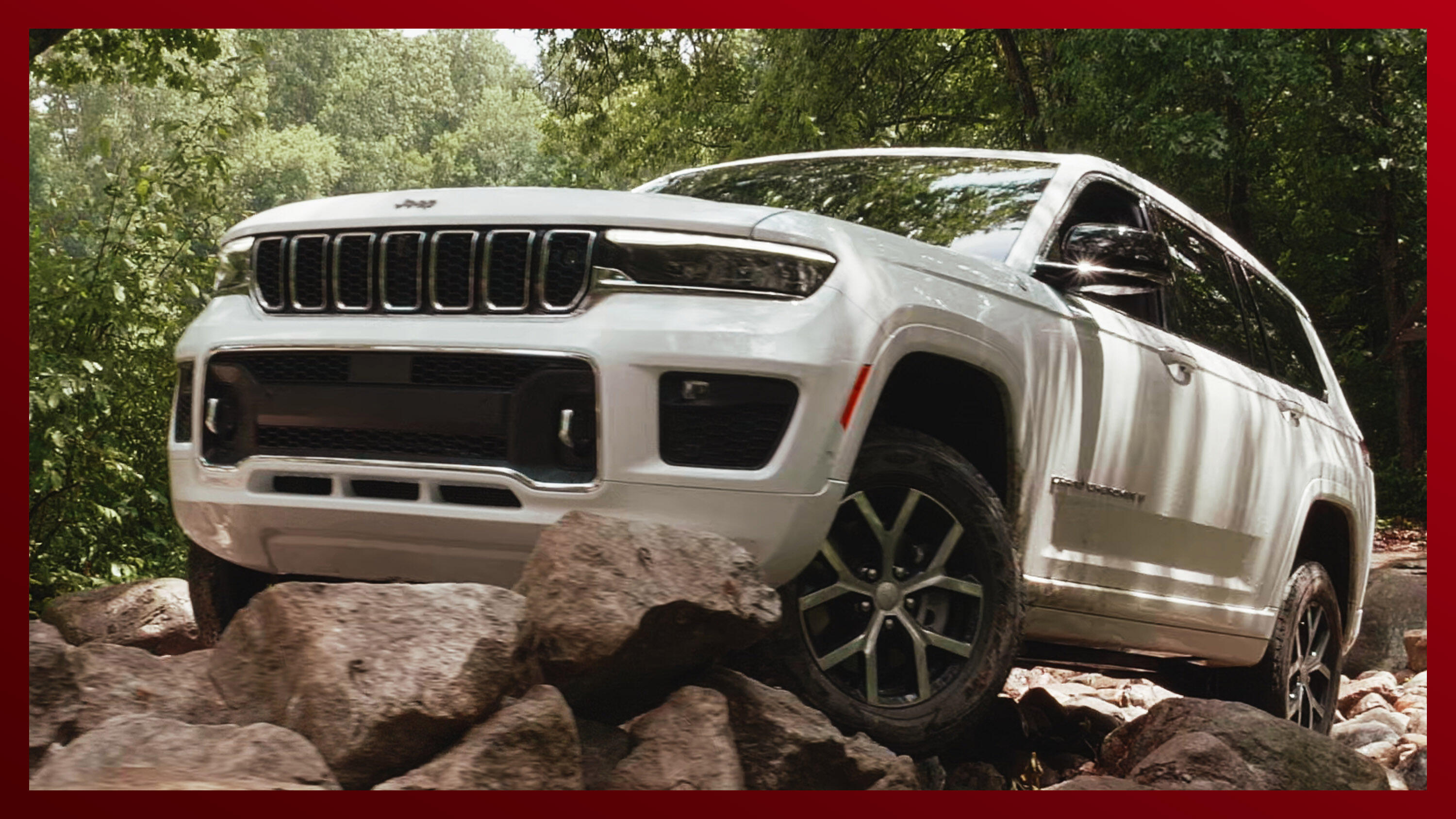Video: The 2021 Jeep Grand Cherokee L sets a new standard