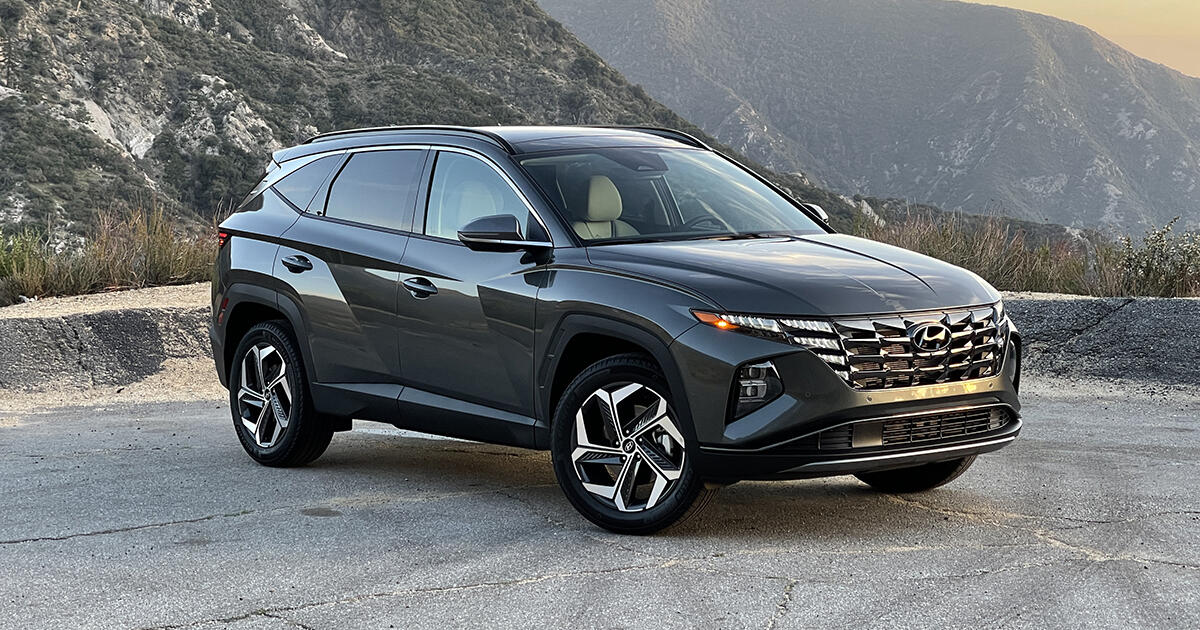 2022 Hyundai Tucson review: The new segment leader     - Roadshow