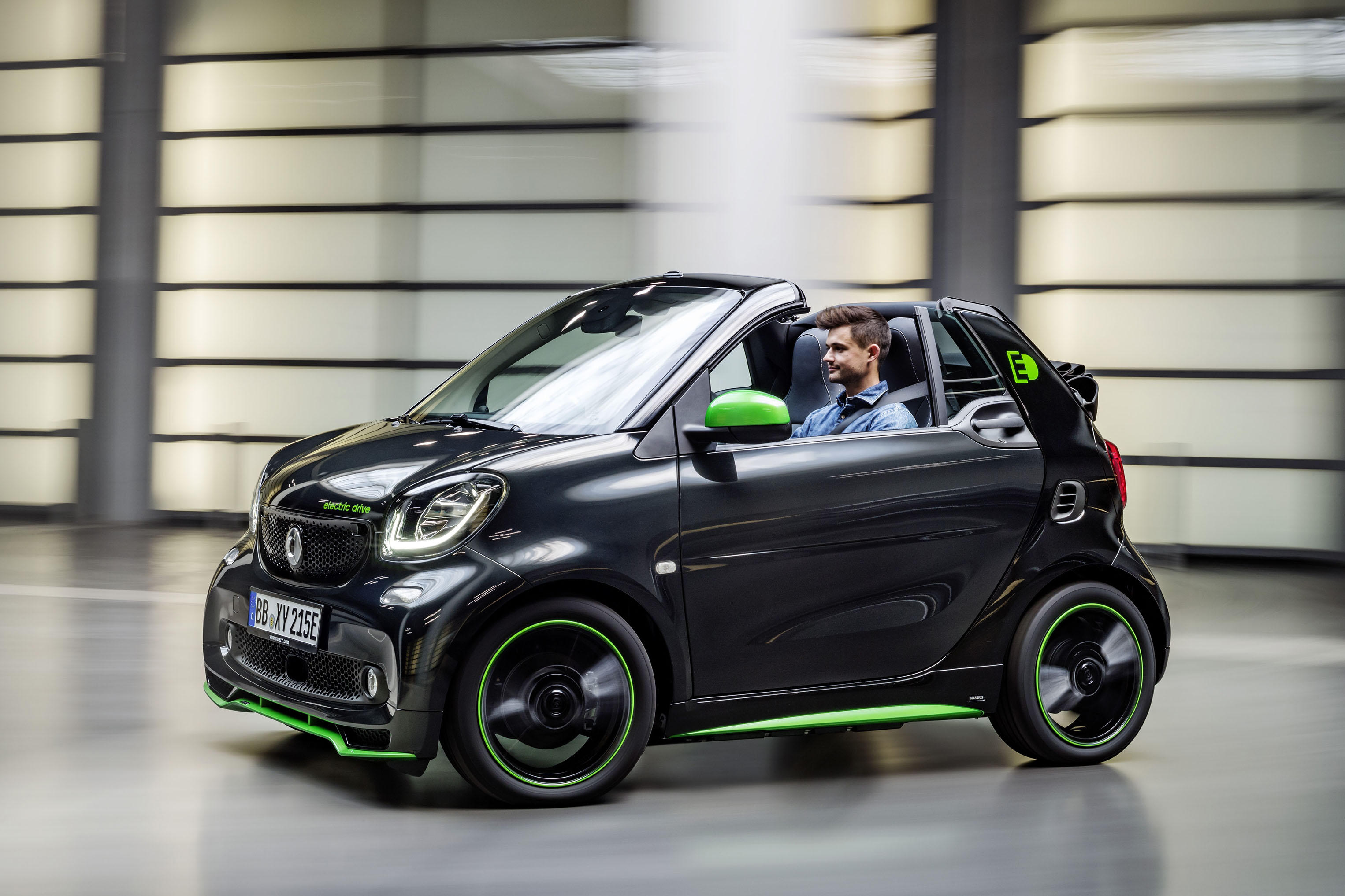 Smart ForTwo Electric Drive Cabriolet