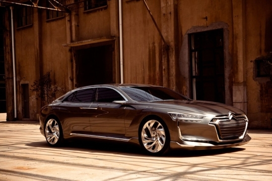 The Citroen Metropolis concept may also be headed into production for the Chinese market.