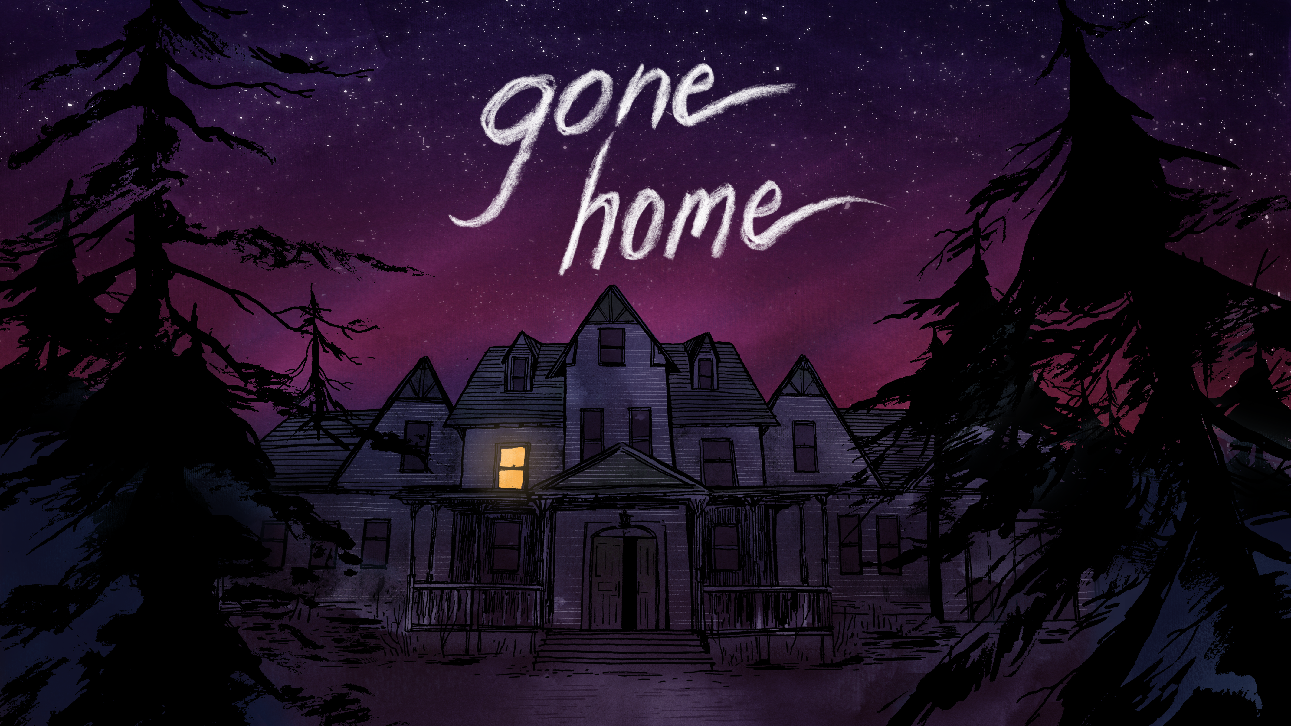 Gone Home Fulbright