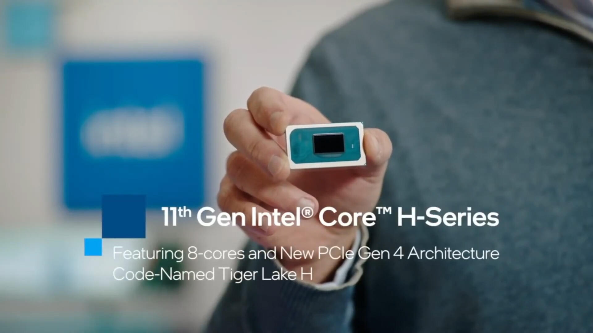 Video: Mobile and desktop gaming: Intel reveals S-series and H-series processors at CES 2021
