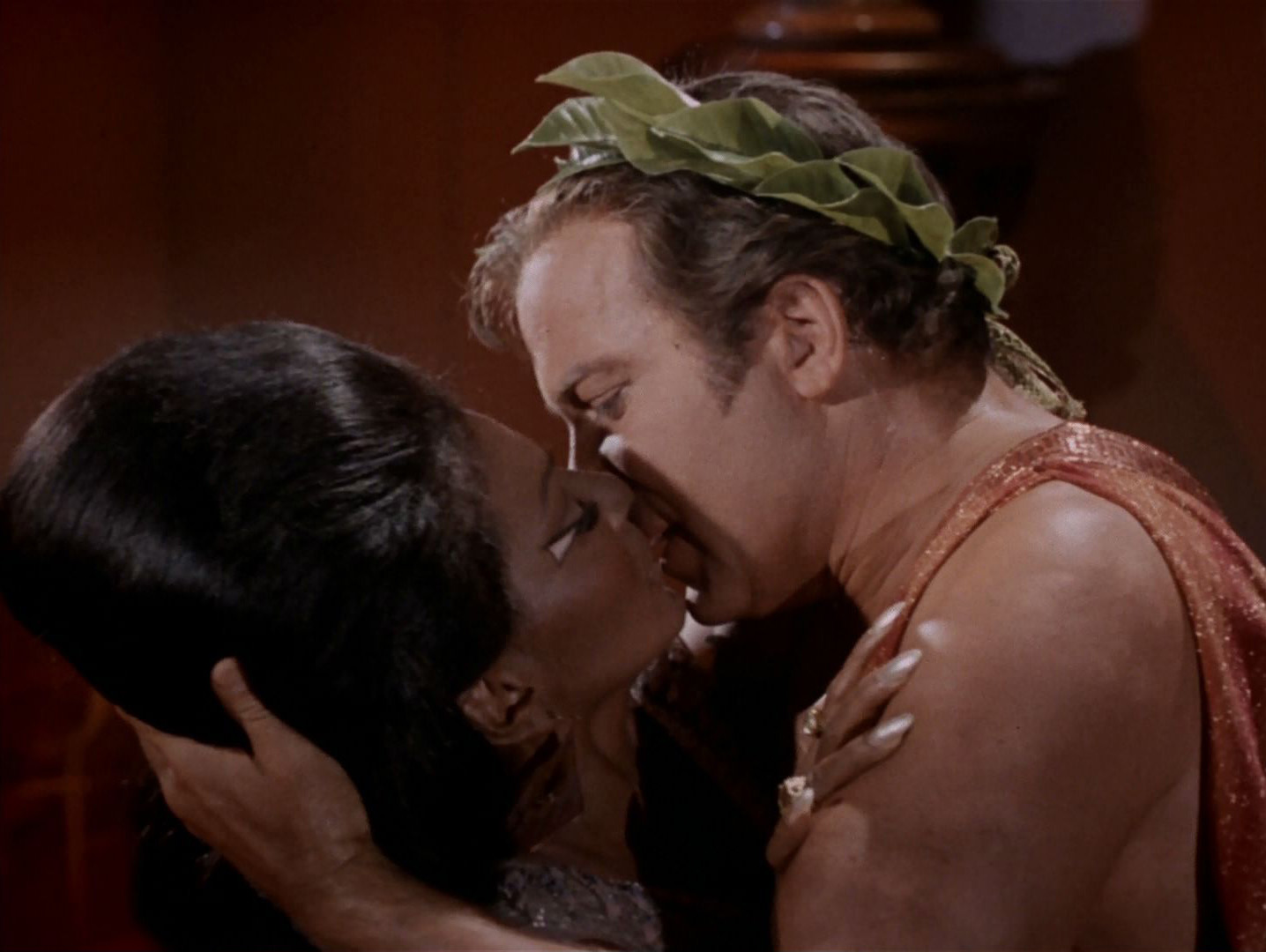 Star Trek featured an episode with an interracial kiss at the height of the civil rights movement.