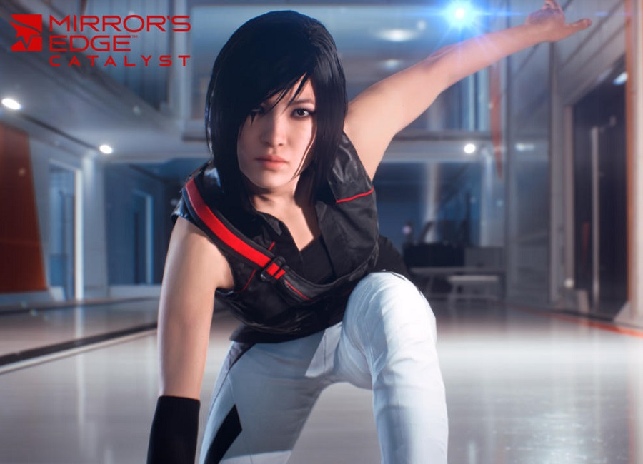 6. Faith Connors, Mirror's Edge